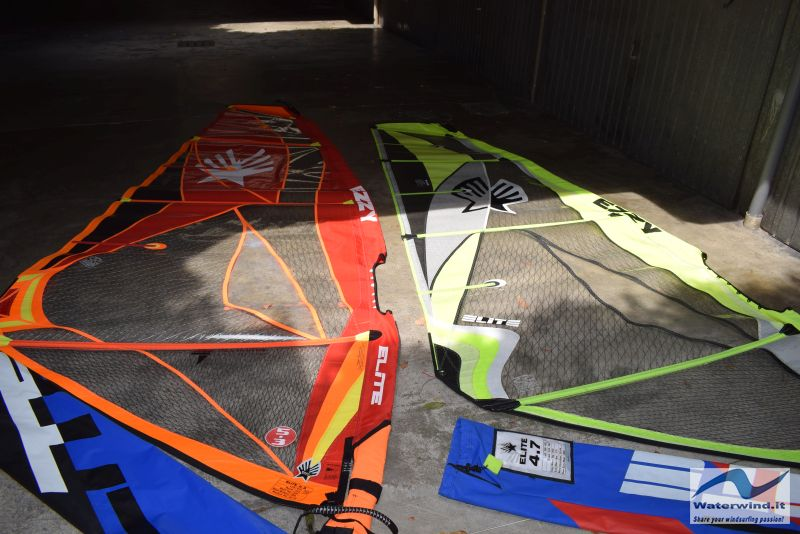 Windsurf Ezzy Elite 2