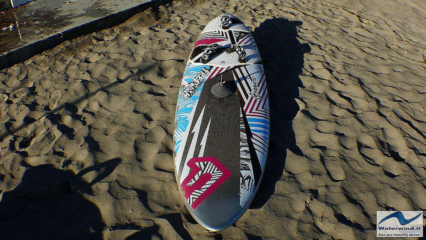 Fanatic freewave105 TE 2012