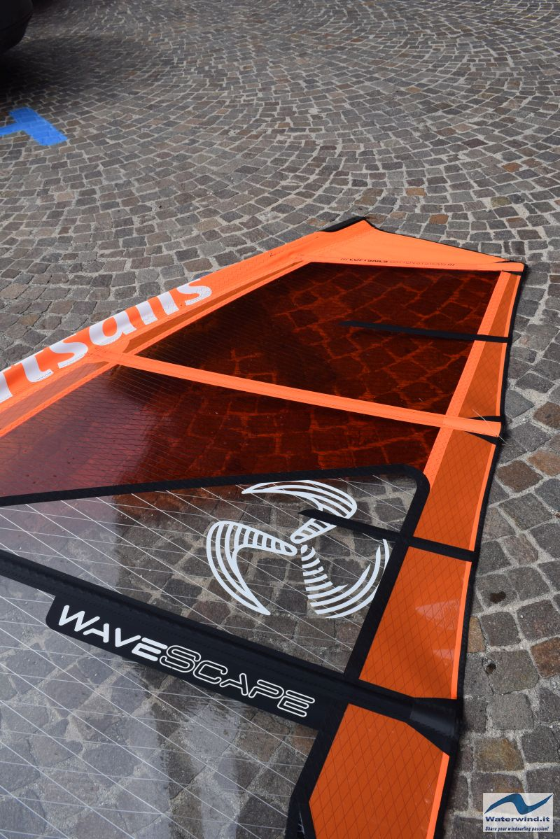 Windsurf Loftsails Wavescape 2018 5