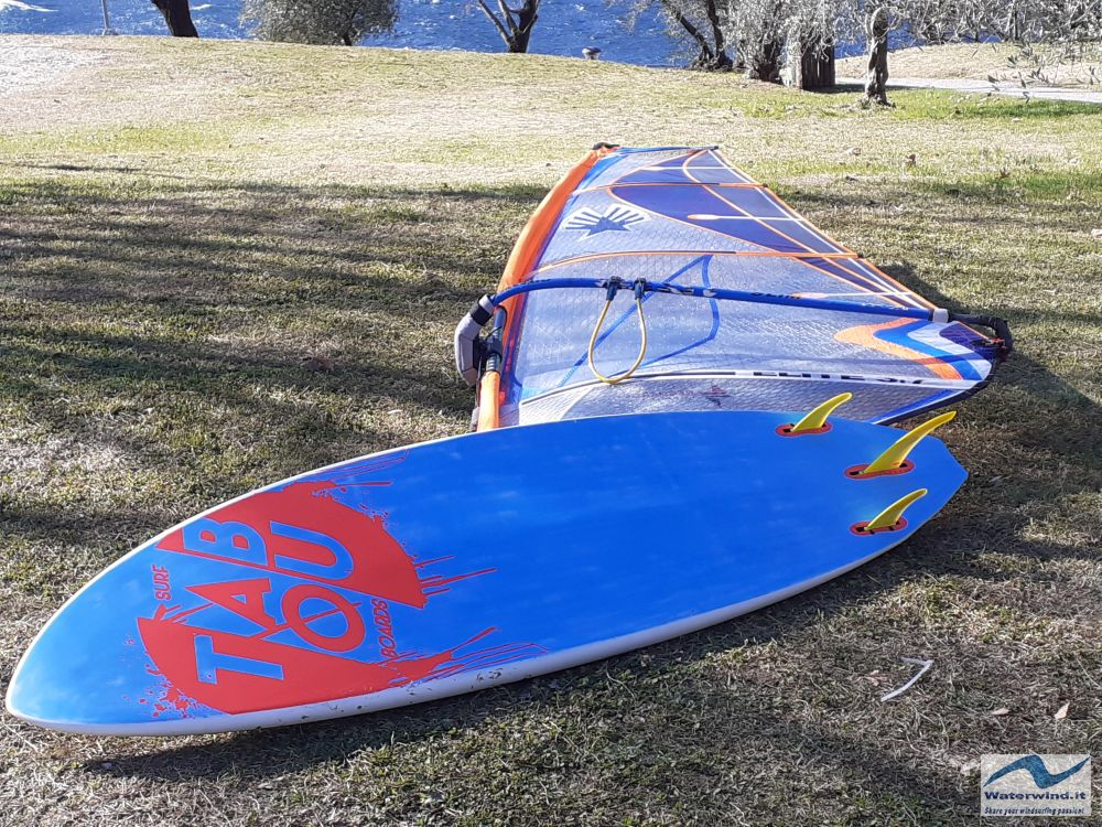 Windsurf Tabou Pocket 2016 3
