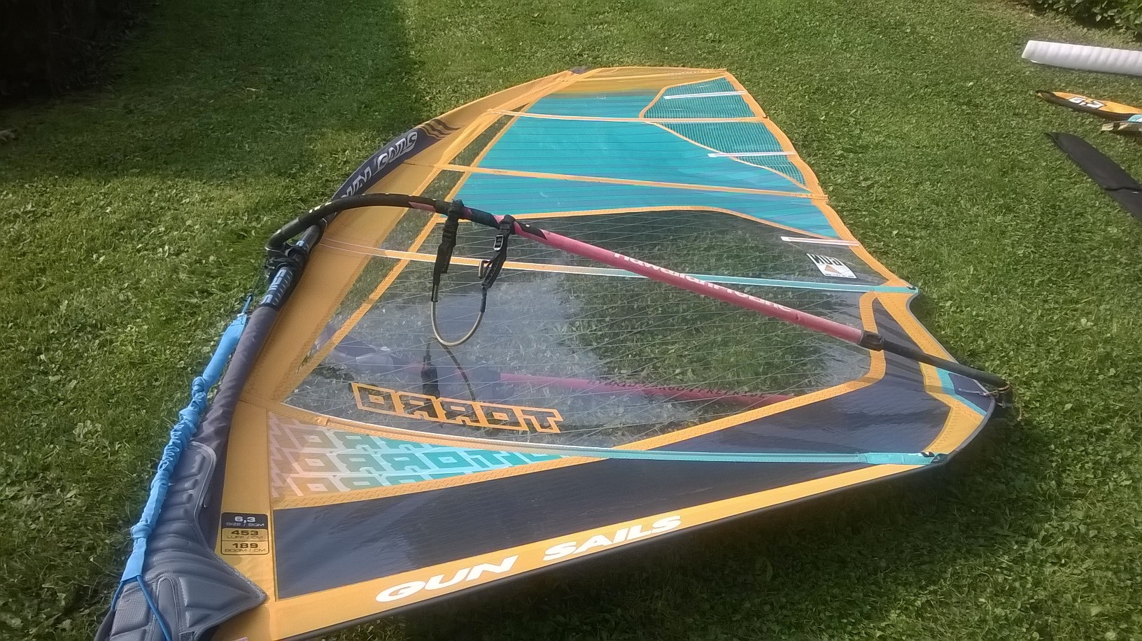 Windsurf: a beginners guide to equipment choice