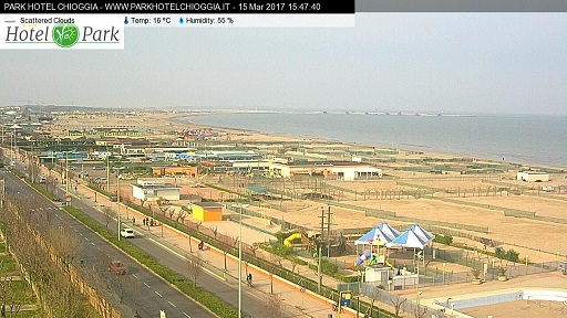 Sottomarina webcam