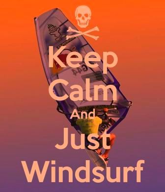 Easy windsurfer