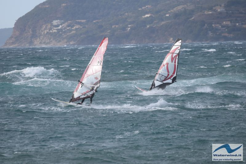 Windsurf Session Almanarre Hyeres France