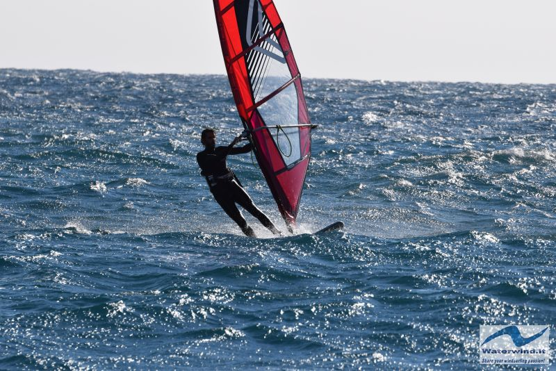 Windsurf Bordighera Liguria Italy 1