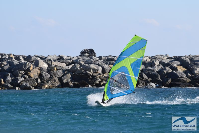 Windsurf Bordighera Liguria Italy 2
