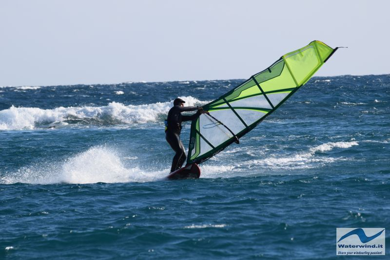 Windsurf Bordighera Liguria Italy 3