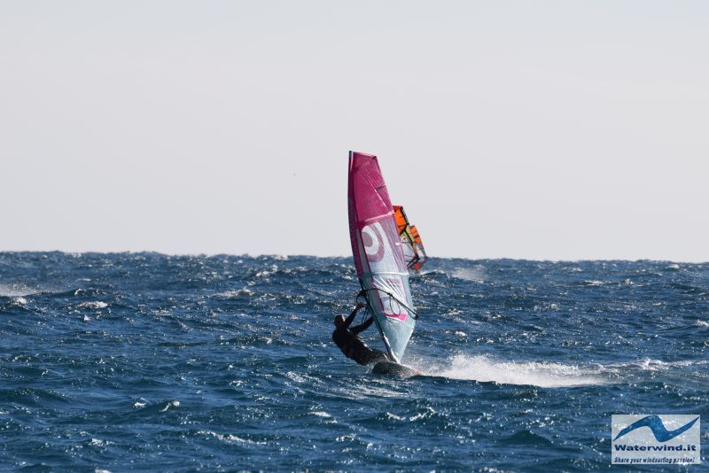 Windsurf Bordighera Liguria Italy 4