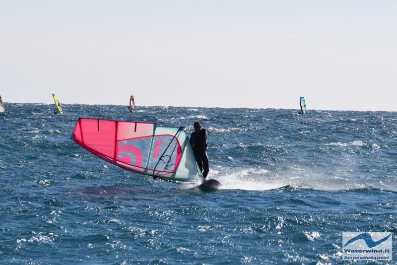 Windsurf Bordighera Liguria Italy 5