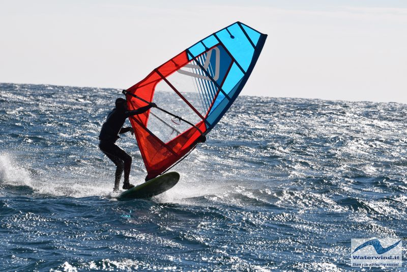 Windsurf Bordighera Liguria Italy 6