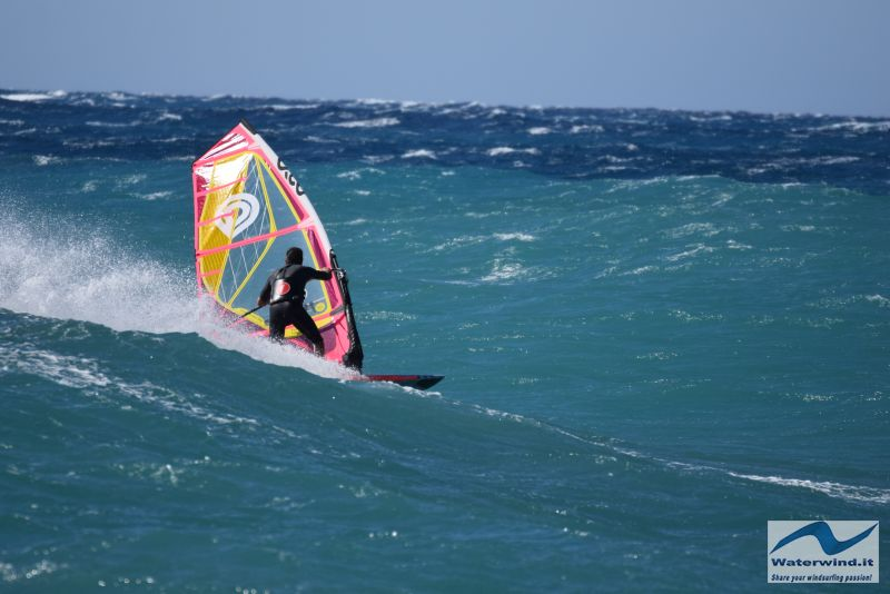 Windsurf Bordighera Liguria 80