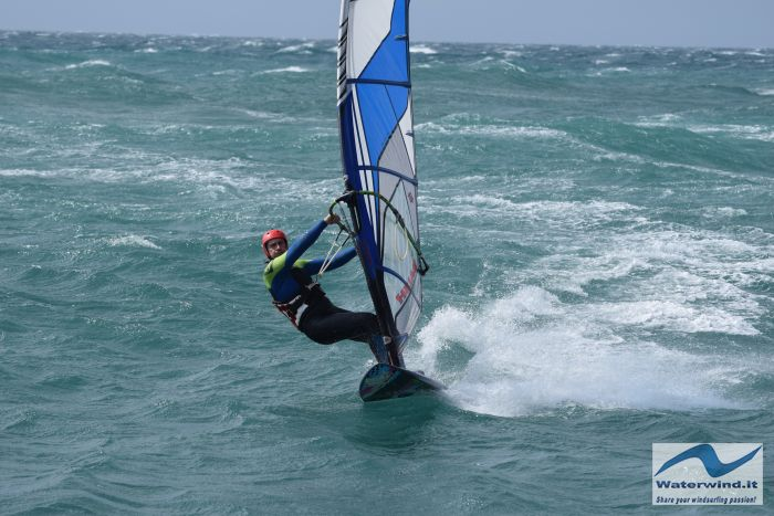 Windsurf Bordighera 8 04 2018 10