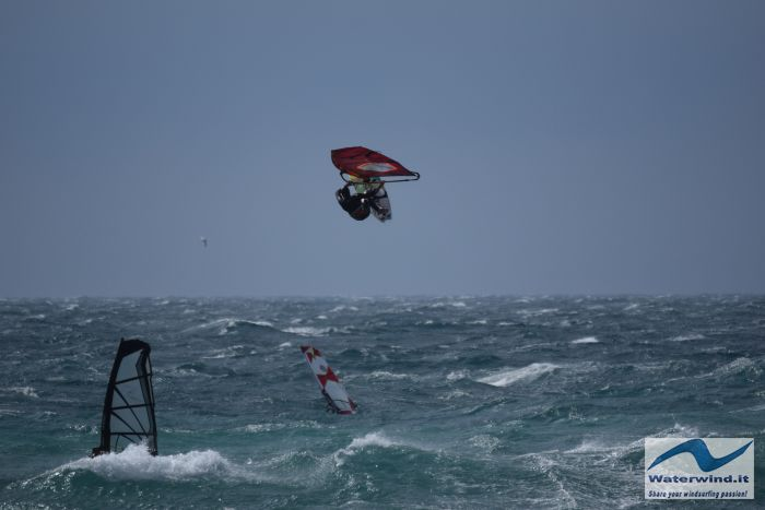 Windsurf Bordighera 8 04 2018 11
