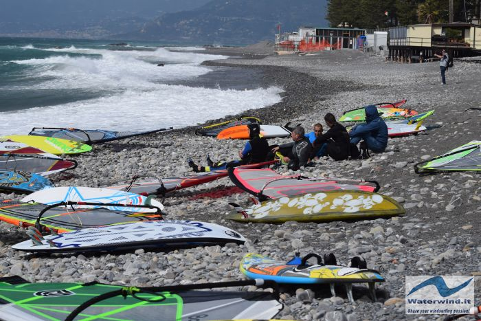 Windsurf Bordighera 8 04 2018 8