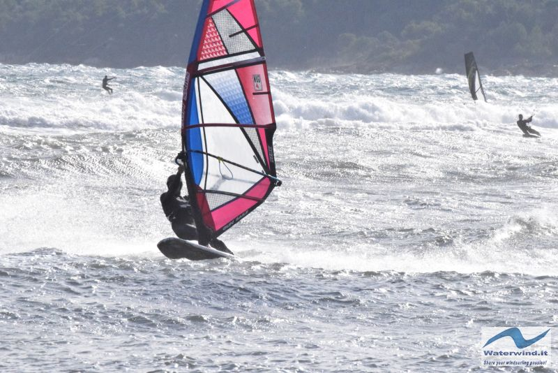 Windsurf Cannes Palm Beach France 1