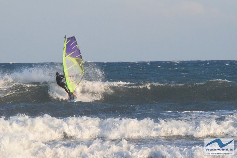Windsurf Cannes Palm Beach France 10