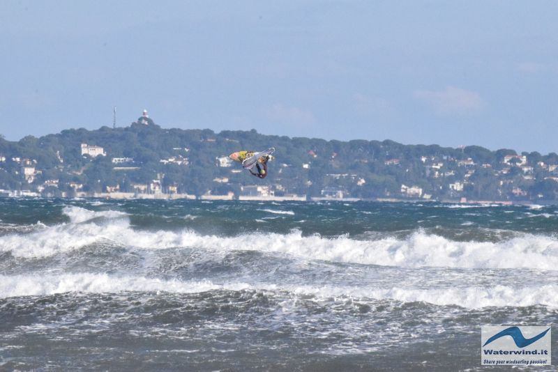 Windsurf Cannes Palm Beach France 4