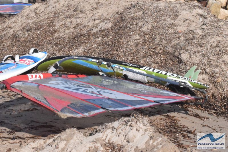 Windsurf Cannes Palm Beach France 6
