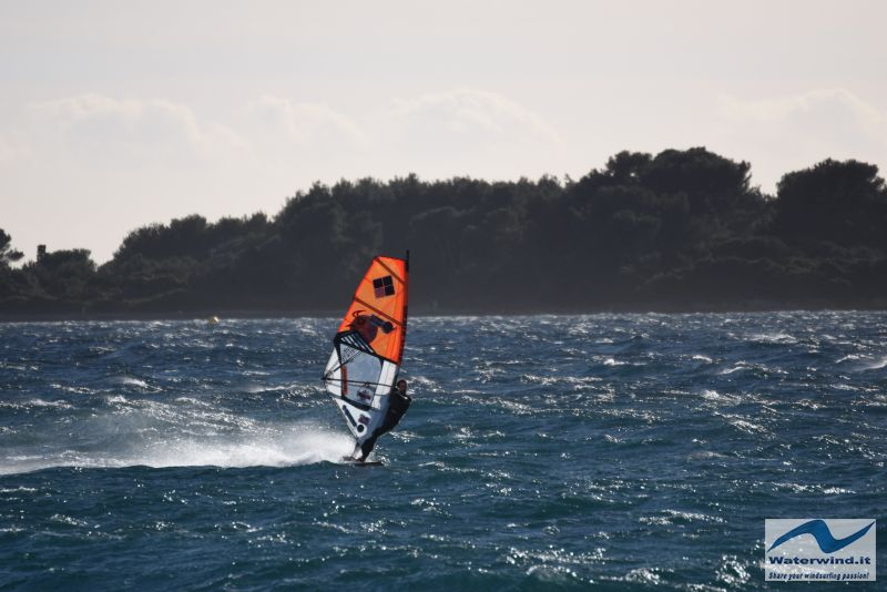 Windsurf Cannes Mistral 140