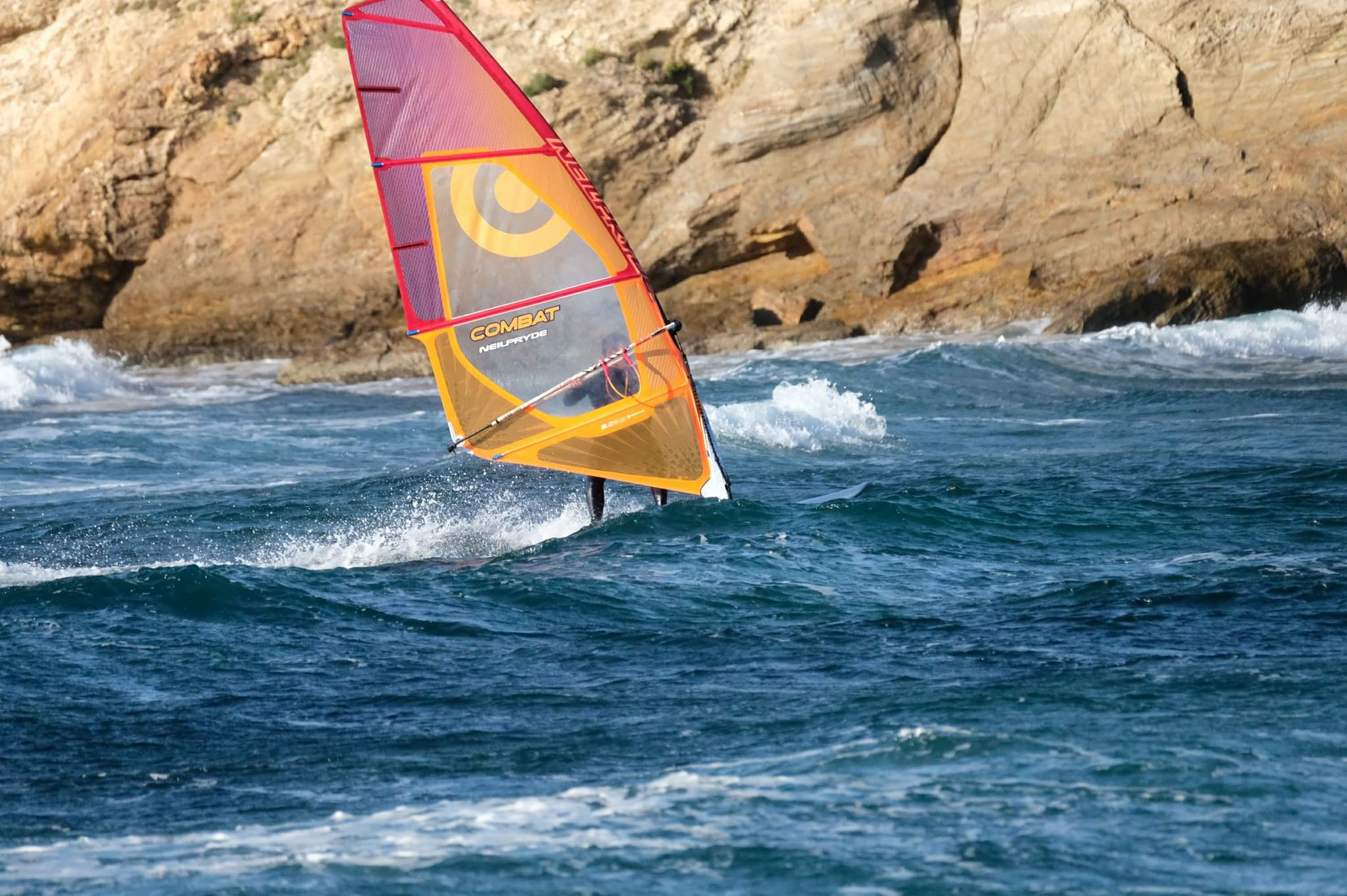 windsurf gianky coudouliere
