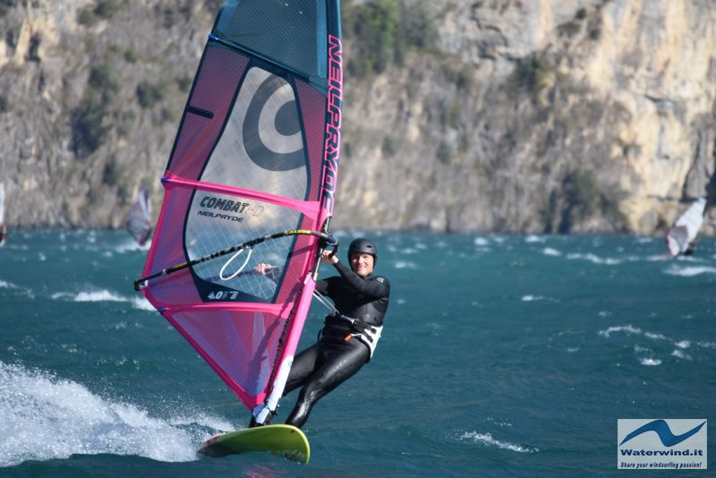 Windsurf Isleten Urnesee Switzerland 128