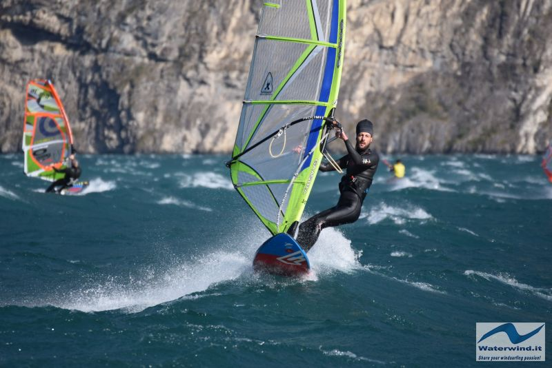 Windsurf Isleten Urnesee Switzerland 136