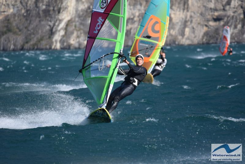 Windsurf Isleten Urnesee Switzerland 163