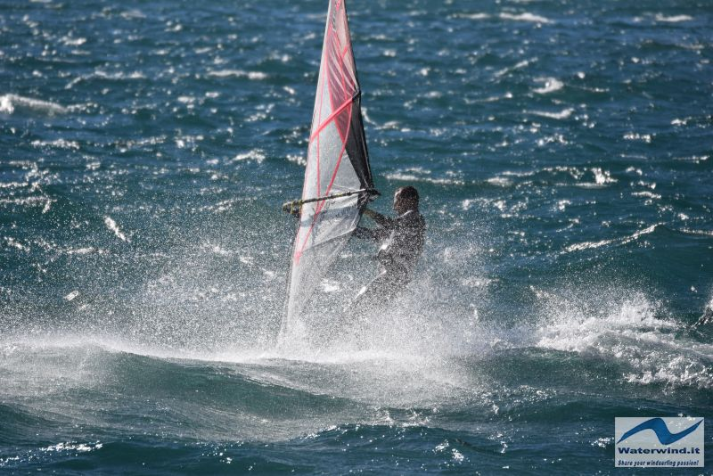 Windsurf Isleten Urnesee Switzerland 48