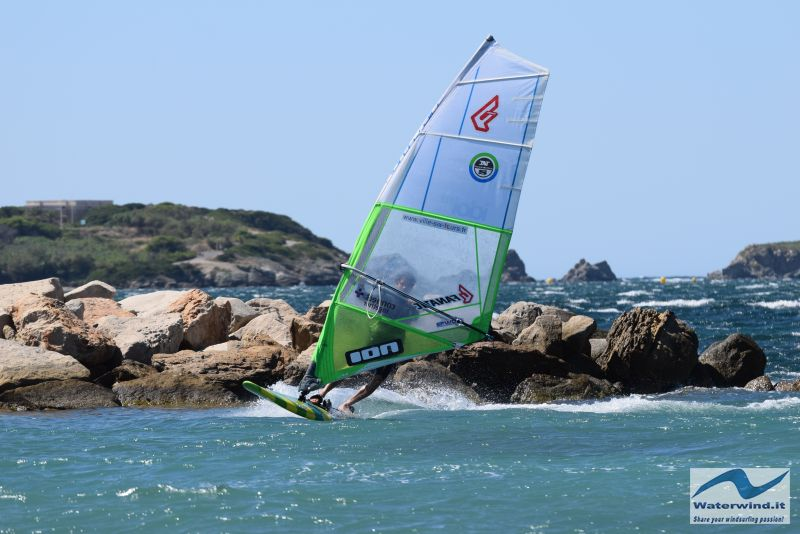 Windsurf Le Brusc France 1