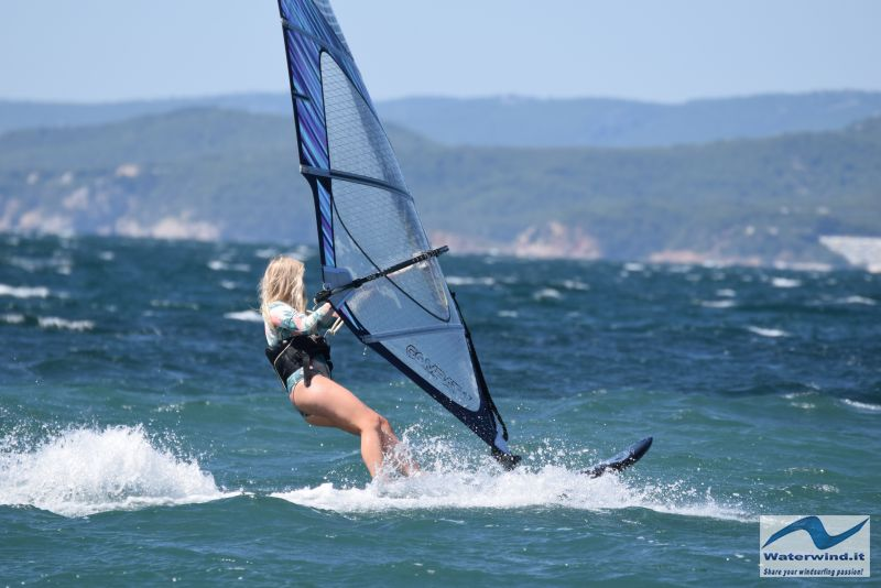 Windsurf Le Brusc France 10