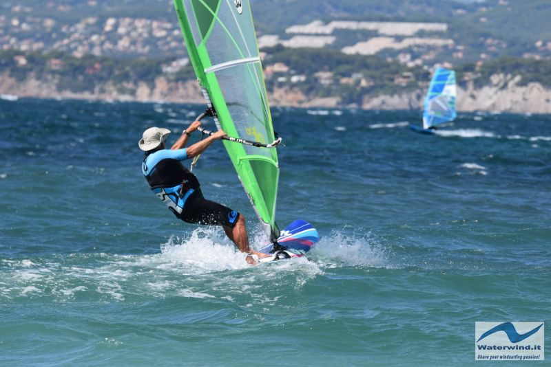 Windsurf Le Brusc France 12