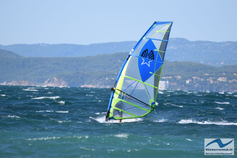 Windsurf Le Brusc France 3