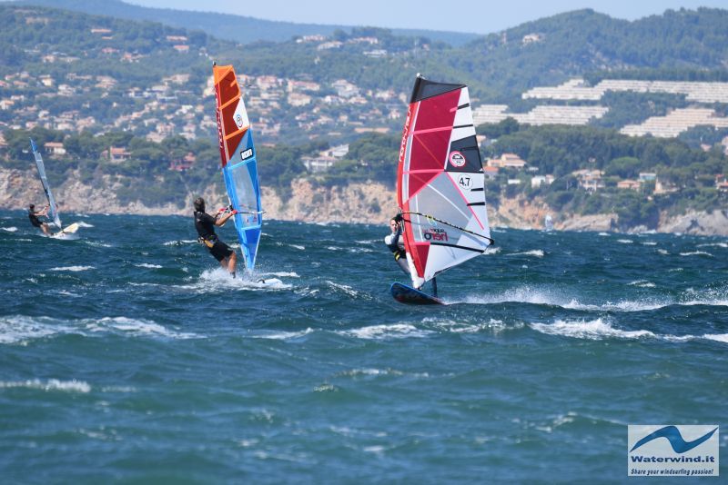 Windsurf Le Brusc France 4