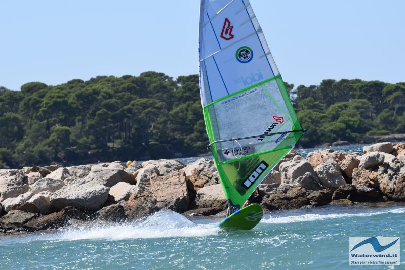 Windsurf Le Brusc France 5