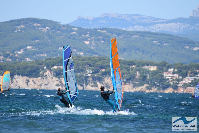 Windsurf Le Brusc France 6