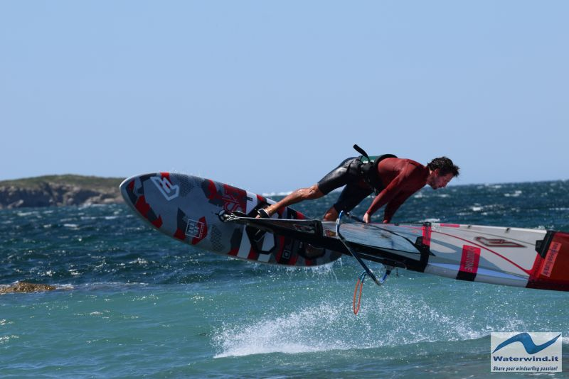 Windsurf Le Brusc France 7