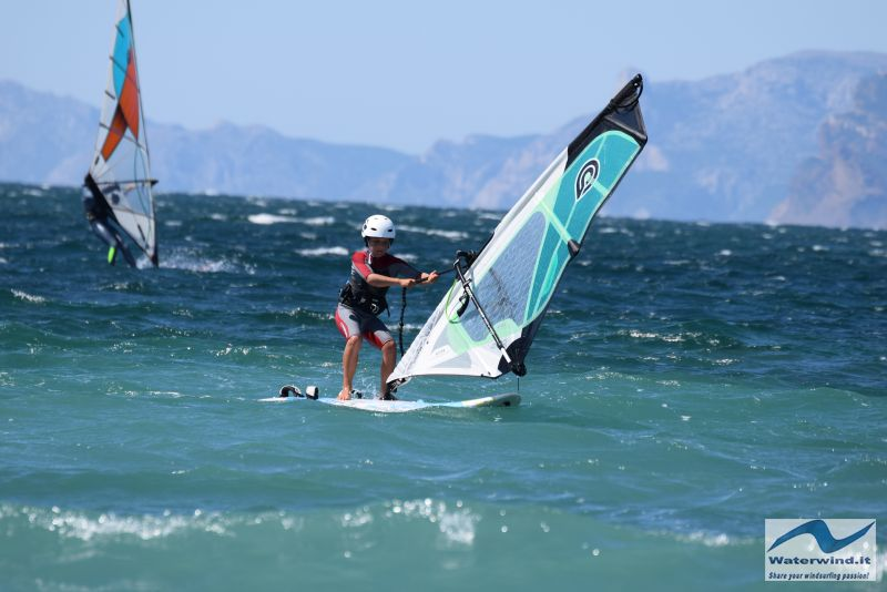 Windsurf Le Brusc France 8