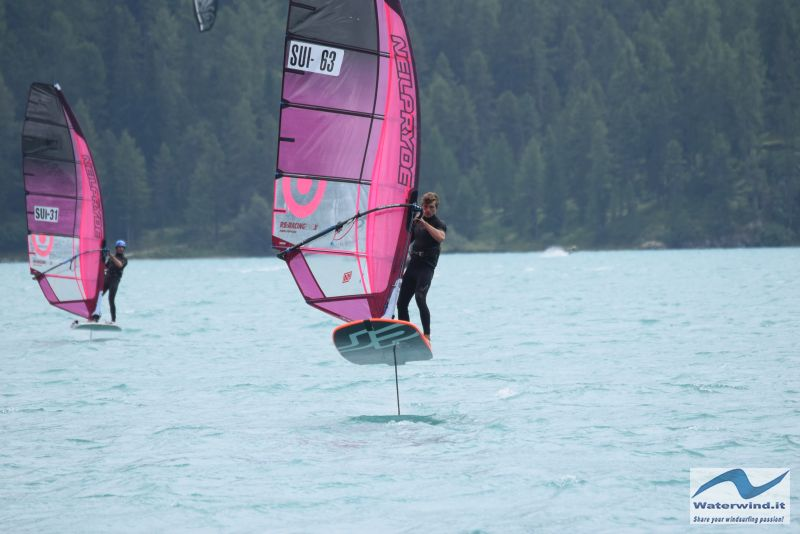 Silvaplana windsurf 12 august 2018 4