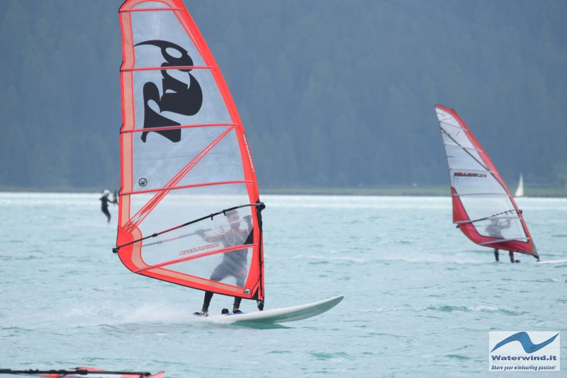 Silvaplana windsurf 12 august 2018 7