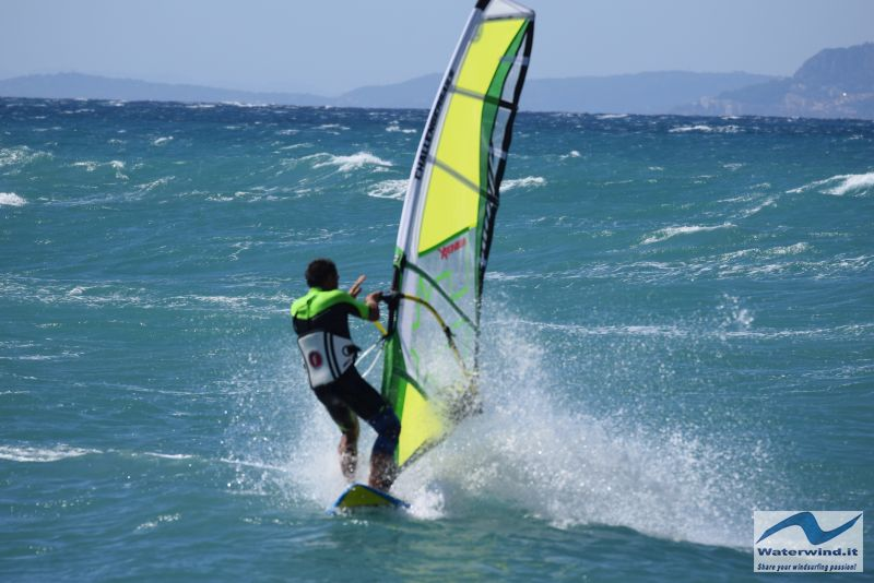 Windsurf Bordighera Liguria 270