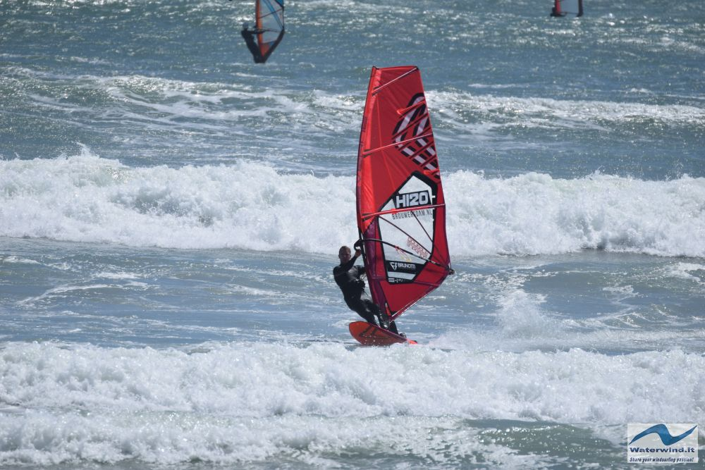 Windsurf Big Bay South Africa 24 01 1
