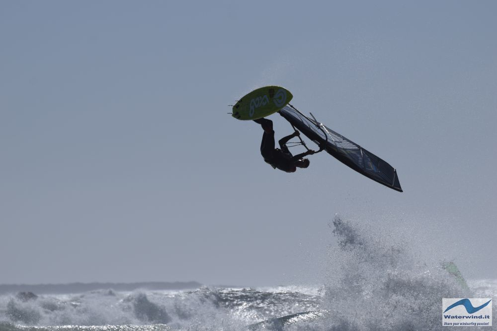 Windsurf Big Bay South Africa 24 01 11
