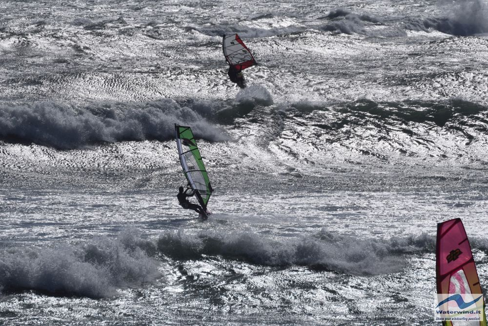 Windsurf Big Bay South Africa 24 01 12