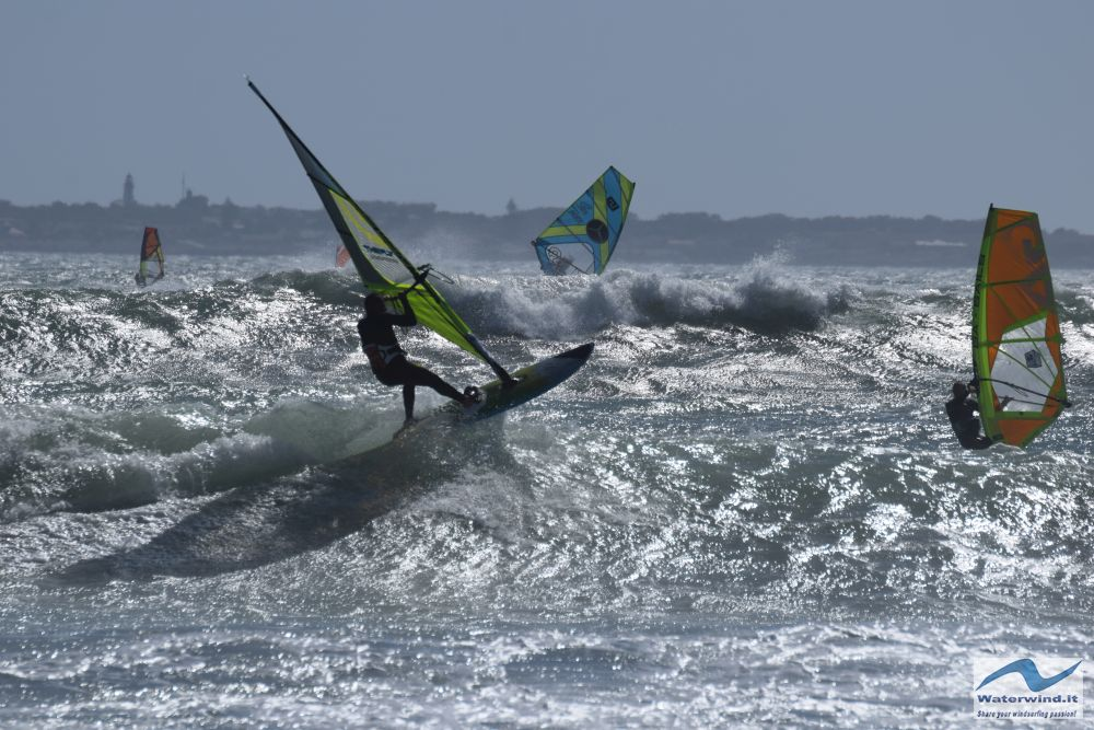 Windsurf Big Bay South Africa 24 01 2
