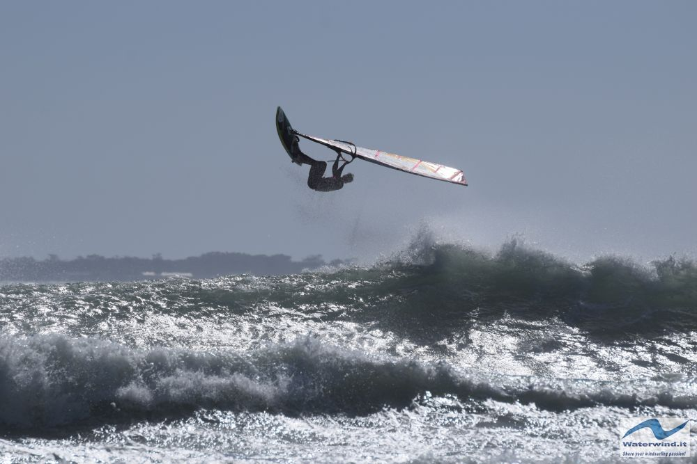 Windsurf Big Bay South Africa 24 01 7