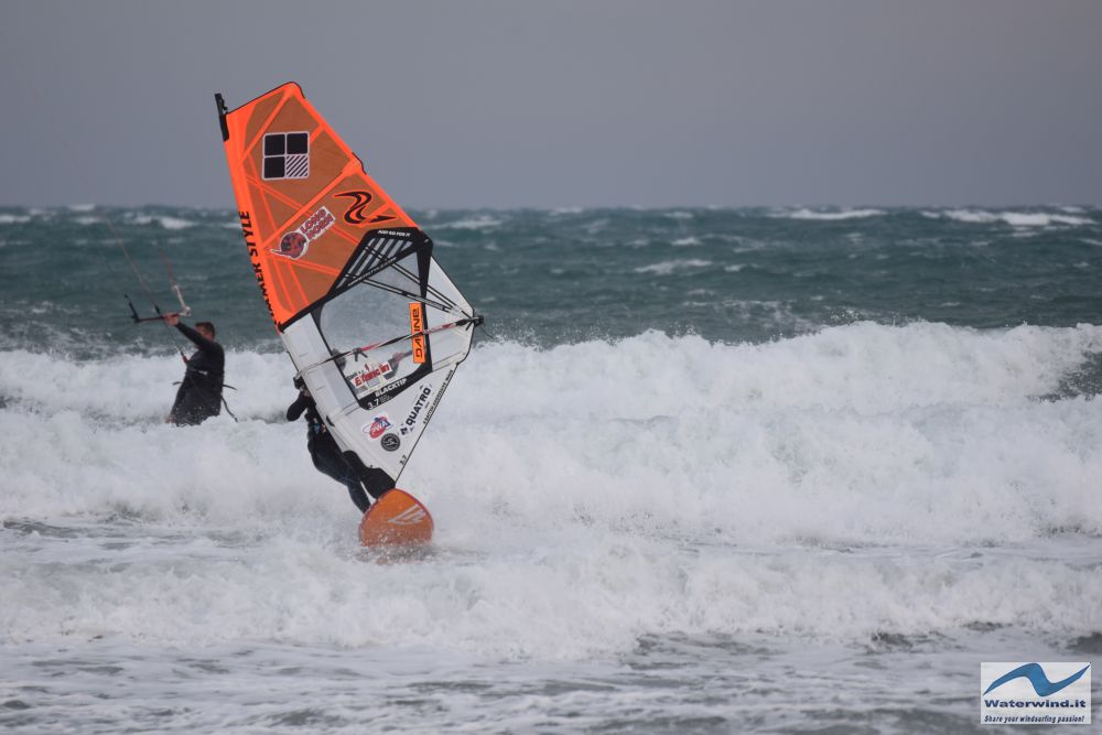 Windsurf Cannes France 1