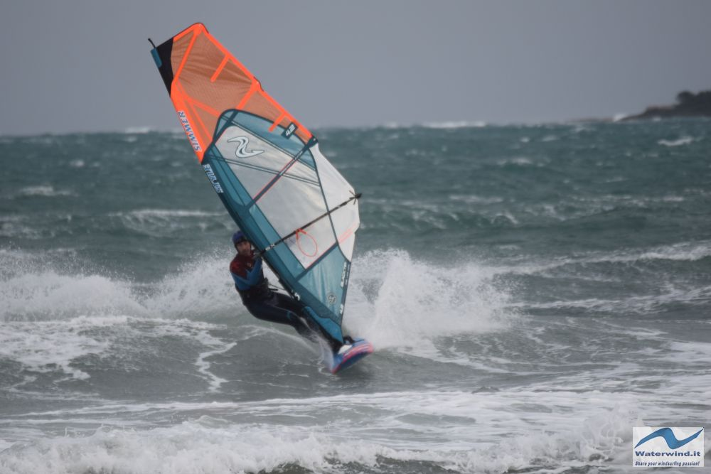 Windsurf Cannes France 4