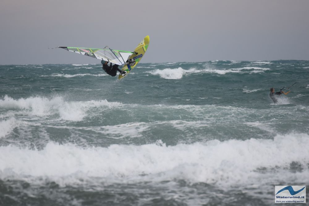 Windsurf Cannes France 5