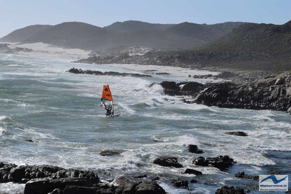 Windsurf Cape Point South Africa 12