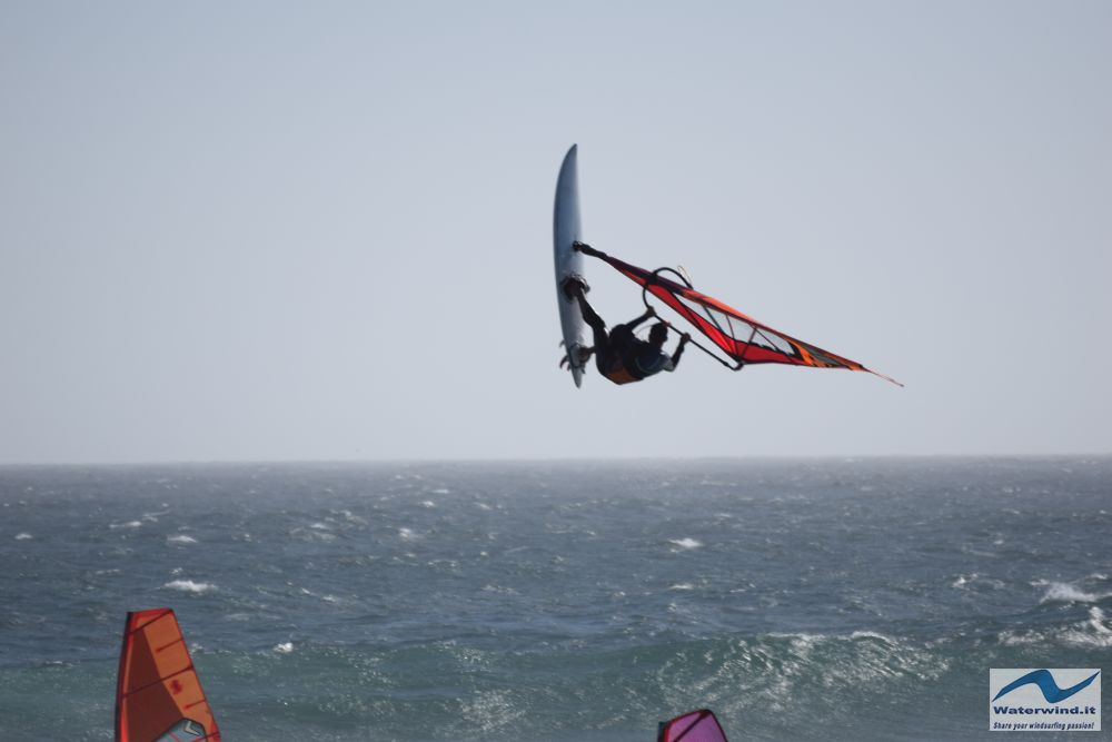 Windsurf Cape Point South Africa 17